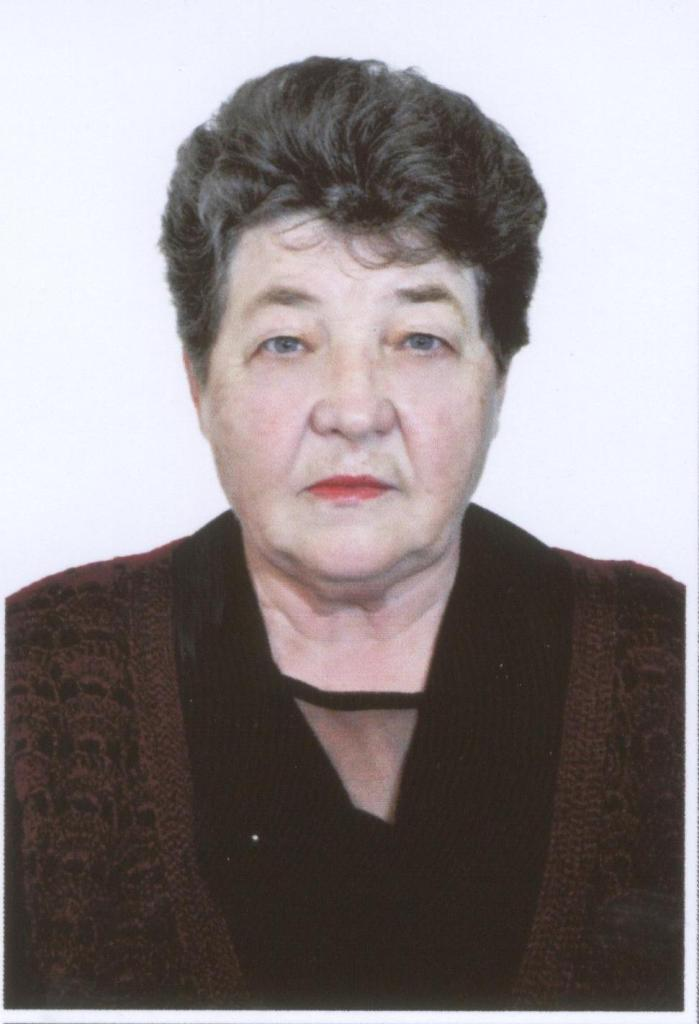 Бахтина Валентина Ивановна